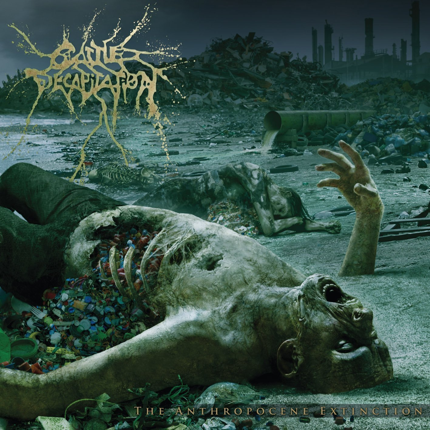 Cattle Decapitation, Anthropocene Extinction