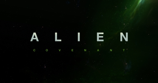 Alien Covenant Title Card