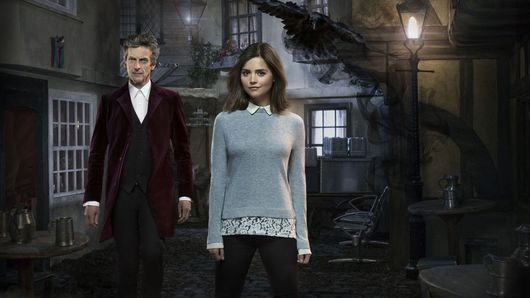 Doctor Who 9.10 Face The Raven BBC