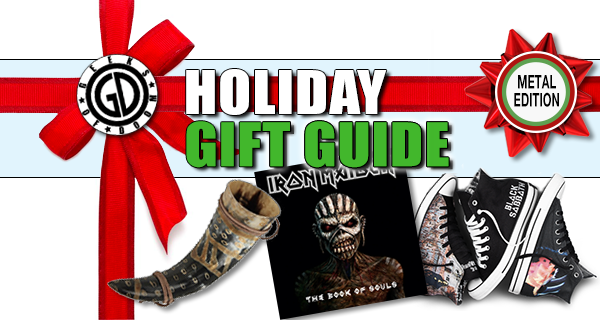 Holiday Metal Gift Guide 2015