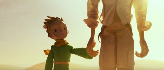 The Little Prince trailer header
