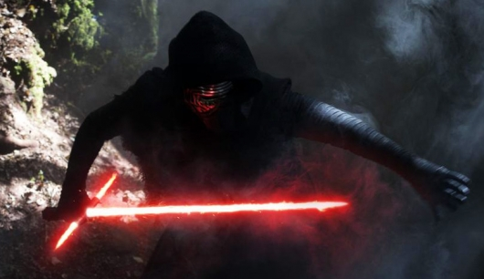 Star Wars: The Force Awakens Kylo Ren