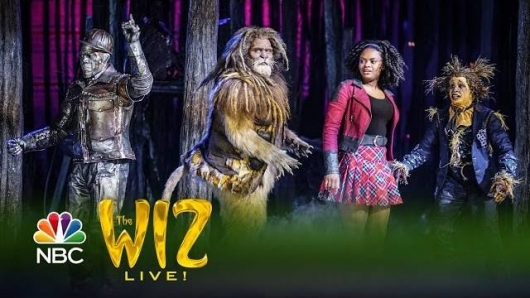 The Wiz Live Header