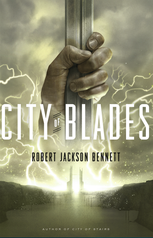 City Of Blades The Divine Cities Book 2