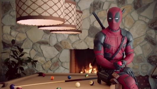 Deadpool Testicular Cancer PSA