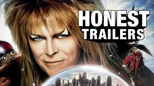 Honest Trailer Labyrinth David Bowie