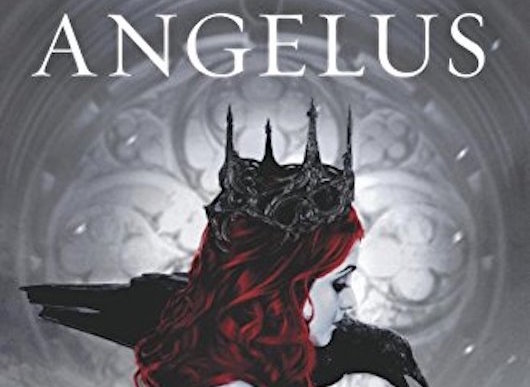 Book Review Angelus The Books Of Raziel By Sabrina Benulis border=