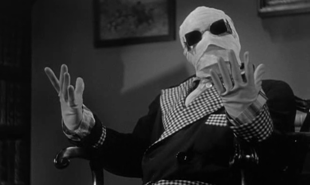 a review of the story of invisible man American horror story season 8 title & imagery revealed american horror story 8 will be  the invisible man (1933) review.