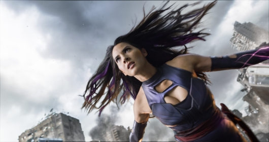 X-Men: Apocalypse starring Olivia Munn