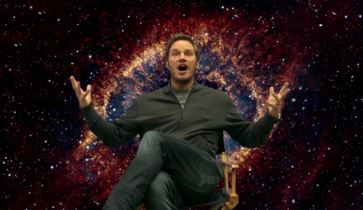 Chris Pratt Guardians of the Galaxy Vol. 2 Omaze