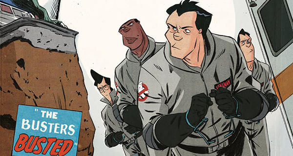 Ghostbusters: Deviations, One-Shot
