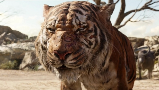 Shere Khan In Disney's The Jungle Book