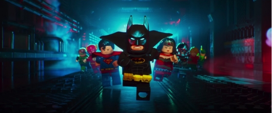 The LEGO Batman Movie header image