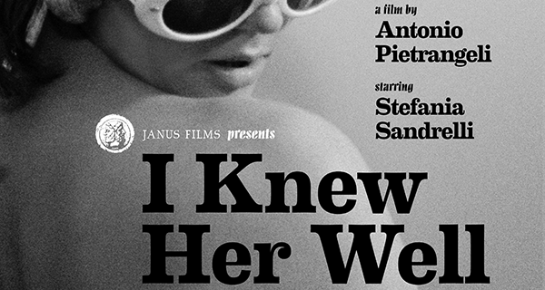 I Knew Her Well review