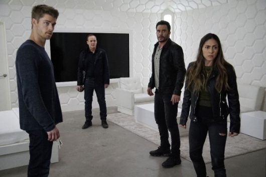Agents Of SHIELD Season 3 Episode 17 Cover