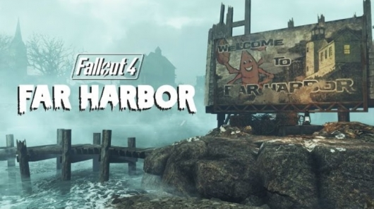 "Fallout 4 DLC ""Far Harbor"""