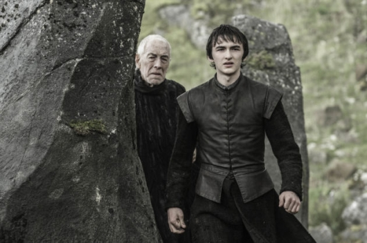 Game Of Thrones 6.5 Bran and Three-Eyed Raven