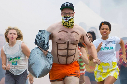 Movie Review: Neighbors 2: Sorority Rising, starring Seth Rogen and Chloë Grace Moretz