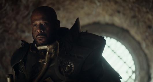 Forest Whitaker in Rogue One: A Star Wars Story joins Black Panther