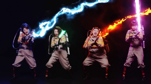 Ghostbusters Theme Japanese Pop Cover