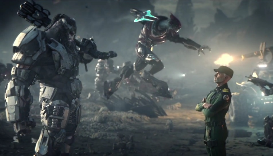 Back to Article: E3 2016: 'Halo Wars 2' Cinematic & Multiplayer ...