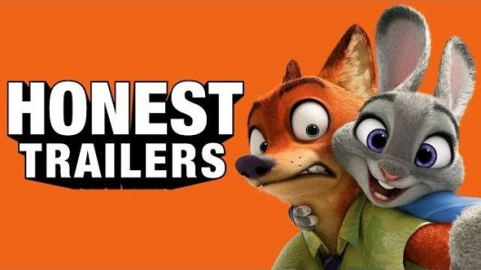 Honest Trailers Zootopia