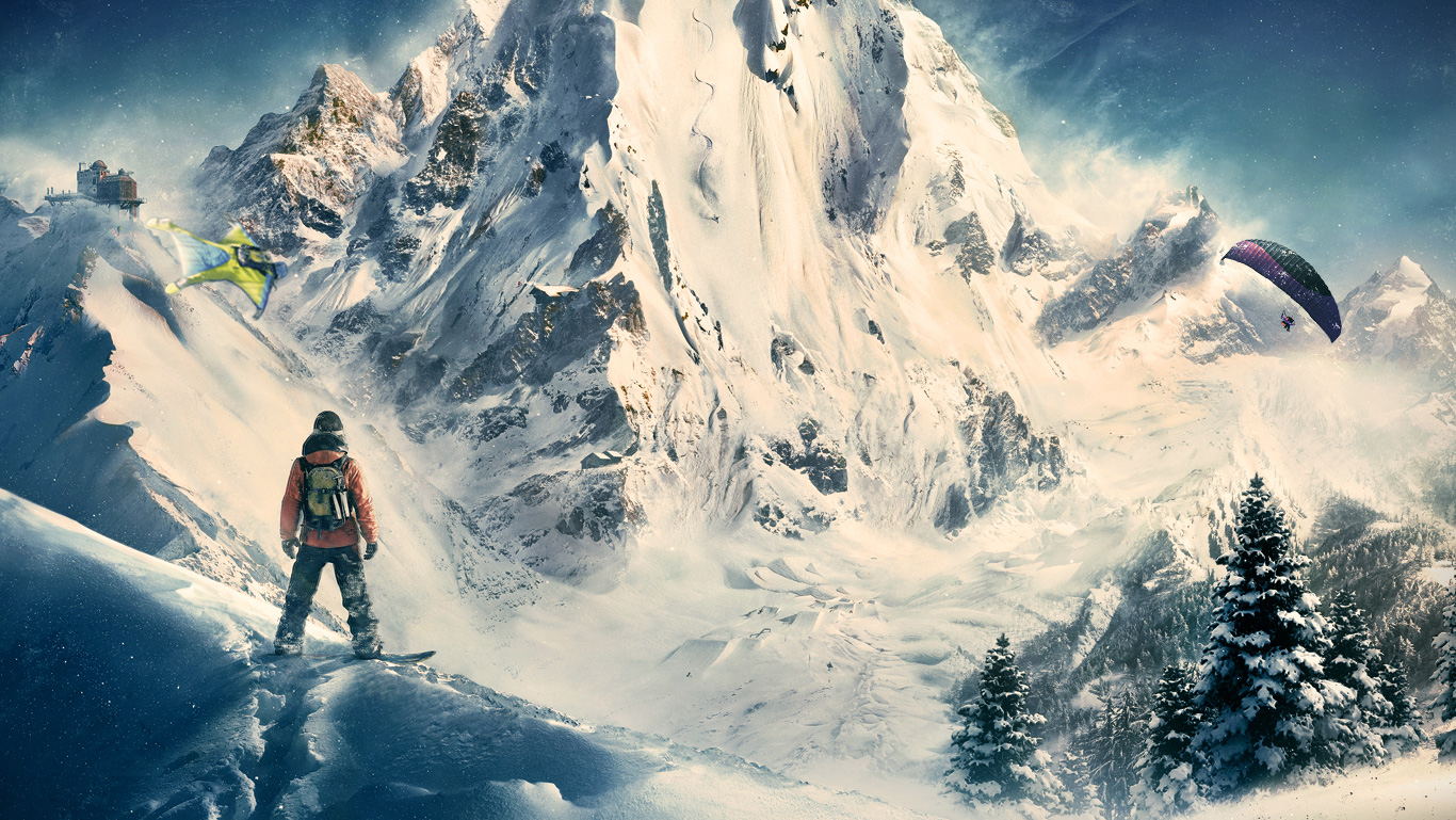 e3 2016 ubisoft s open world action sports game steep
