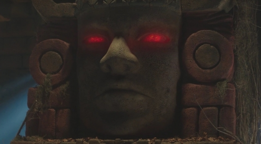 Legends of the Hidden Temple: The Movie Trailer
