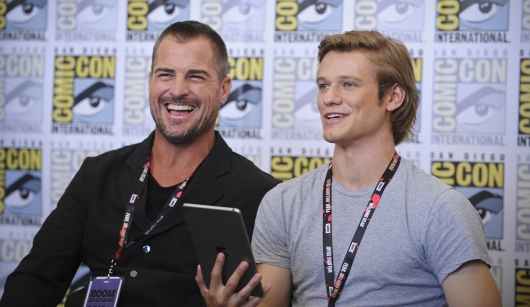 SDCC Macgyver Panel