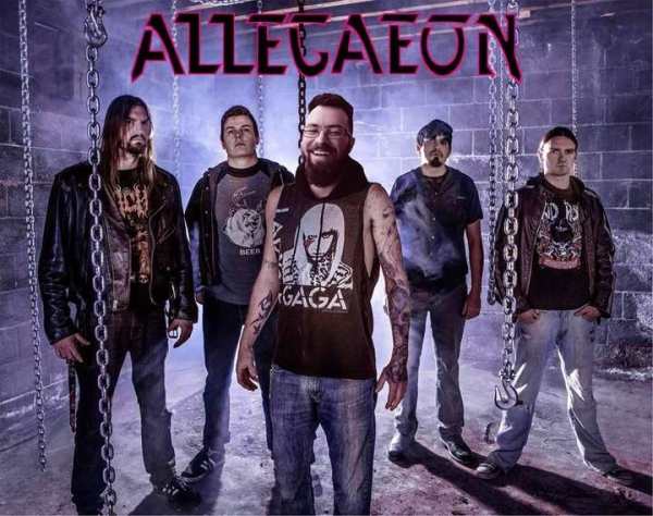 Allegaeon Band Photo 2016