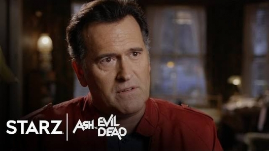 Ash vs Evil Dead First Look