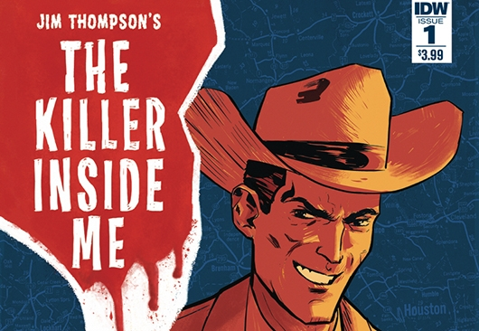 Jim Thompson's The Killer Inside Me #1 banner IDW