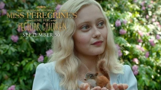 Miss Peregrine's Home For Peculiar Children Teen Choice Awards Teaser
