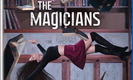 The Magicians Blu-ray Header