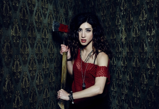 Ash vs Evil Dead Dana Delorenzo Kelly