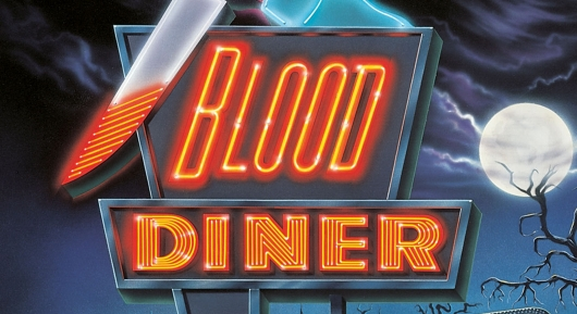 Blood Diner Vestron Video Classics Blu-Ray Review