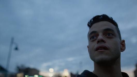 Mr. Robot 2.12 Season 2 finale Rami Malek