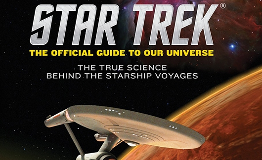 Star Trek: The Official Guide to the Universe National Geographic