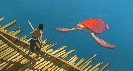 The Red Turtle header image