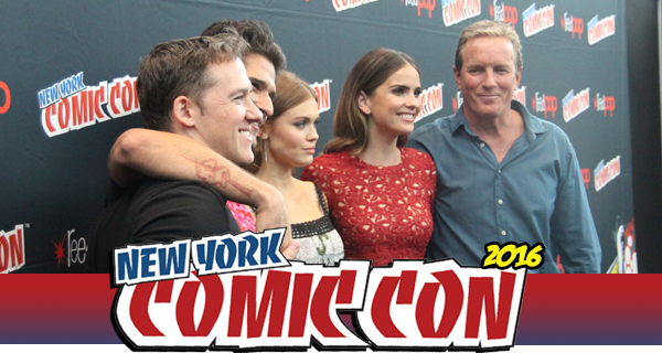 Teen Wolf roundtable interview, NYCC 2016