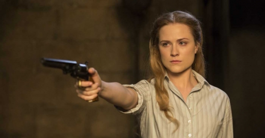 Westworld Evan Rachel Wood as Dolores