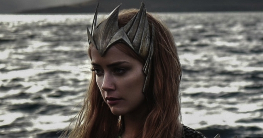 Justice League Mera header image