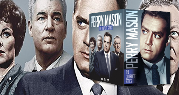 Perry Mason: The Complete Series Blu-ray