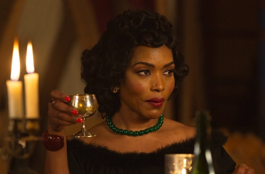 Angela Bassett joins Black Panther
