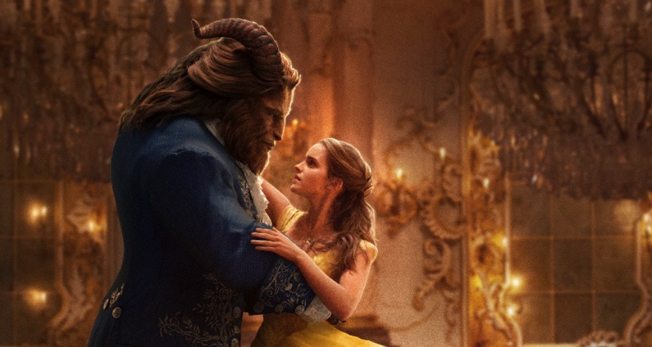 Beauty And The Beast Unique Couple Tattoos: 'Beauty And The Beast' Trailer: New Tale, Same Great Magic