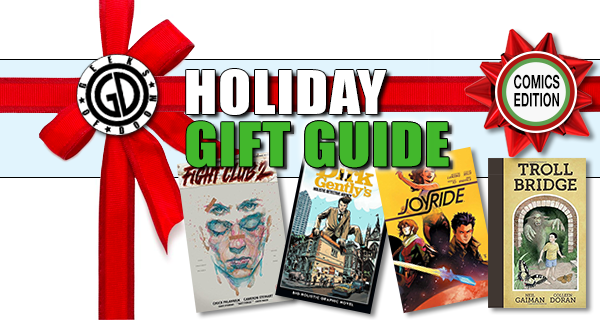 Holiday Comics Gift Guide 2016