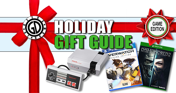 Holiday Video Game Gift Guide 2016