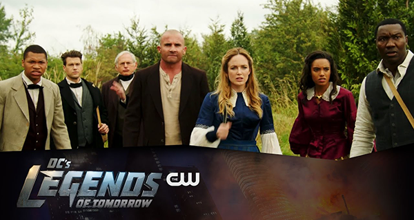 Legends of Tomorrow 204 review