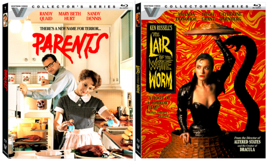 Parents and Lair of the White Worm