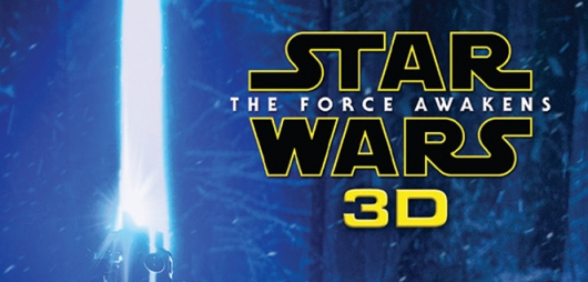 Star Wars: The Force Awakens 3D Collector's Edition title